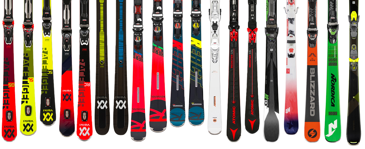 High Class Skis at Sport Kostner Rent
